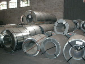 Galvanized Steel Strip in Factory pictures & photos