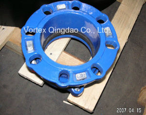 Ductile Iron Pipe Flange Adapter pictures & photos