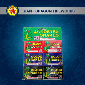 Assorted Snakes Fireworks Toy Fireworks pictures & photos