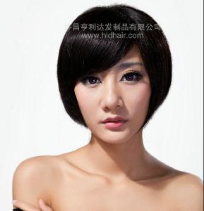 100% Hand Tied Wig, Human Hair Wig