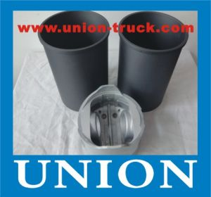 Isuzu Ah-4hk1X Engine Parts Piston Kit for Hitachi Excavcator Ex250LC-3