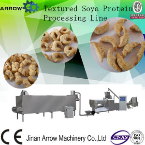 Extruded Soya Bean Protein Machine pictures & photos