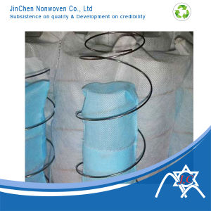 PP Spunbond Nonwoven Fabric for Pocketed Springs Mattress Cover pictures & photos