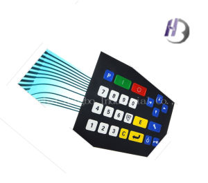 Pet Membrane Switch for Home Appliance pictures & photos