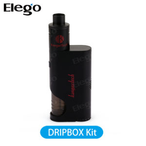 Kanger Dripbox 60W 18650 Box Mod Kit Bottom Juice Filling 7ml From Kangertech pictures & photos