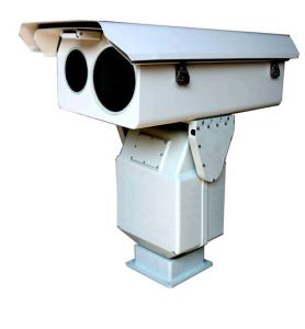 IP68 Heavy Duty All Weather PTZ Thermal Laser Camera 10km Thermal, 1080P HD Long Distance Camera pictures & photos