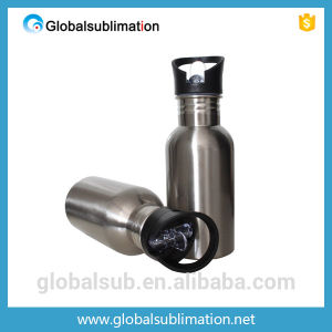 Custom Cheap Aluminum Water Bottles with Blank Bottle Brands pictures & photos