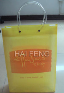 Handle Bag /Plastic Packing Bag/Drawstring Bag pictures & photos