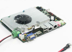 Intel Hm67 Chipsets Firewall Motherboard Intel Core I7 Processor with 2 LAN pictures & photos