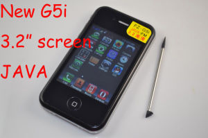 FZ Cellphone With 3.2 Inch Touch Screen and Dual SIM Cards (G5i)