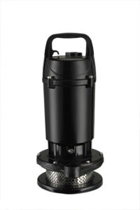 Qdx Aluminium Sewage Submersible Water Pump (QDX2) pictures & photos