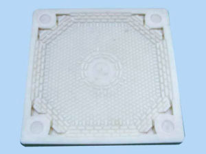 High Temperature Filter Plate (X500)