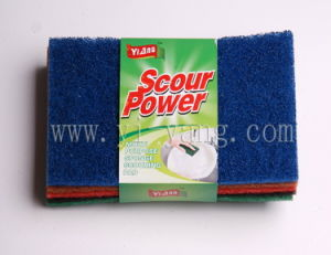 Medium-Duty Scouring Pad (T2006) pictures & photos