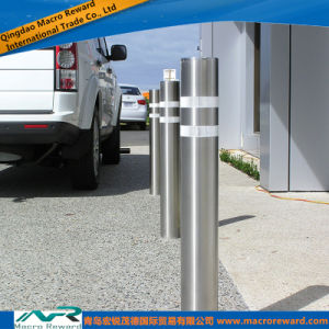 Ss 304 316 316L Stainless Steel Bollard Post for Parking Lot pictures & photos