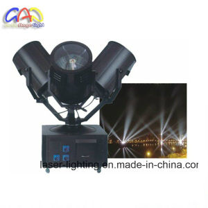 3 Heads 1000W Stage Outdoor Searchlight pictures & photos