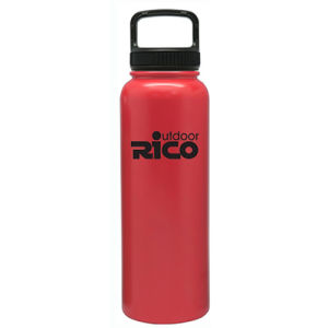 Durable Stainless Steel Vacuum Sports Bottle Red 40oz pictures & photos