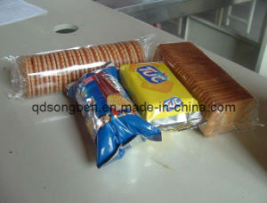 Single Row Biscuit/Cookie Packing/Packaging Machine (SG-3) pictures & photos