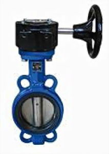 DIN Wafer Center Line Butterfly Valve (D371X-10/16) pictures & photos