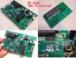 Coin Acceptor Operated Timer Control Board for Power Supply pictures & photos