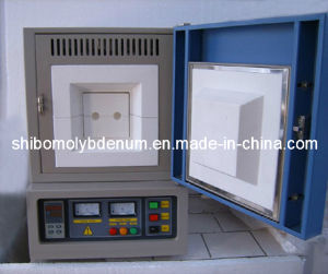 1700 Pid Controlled Box Muffle Furnace pictures & photos