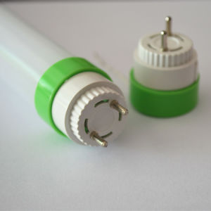C56 T8 LED Tube Light G13 Rotated LED End Caps