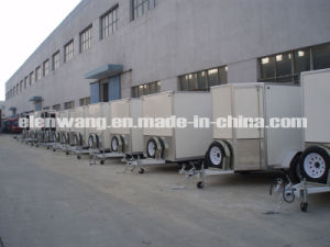 EU Shape Cargo Trailer (GW-BLV7) pictures & photos
