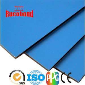 Exterior/Inside Wall Decoration Materials PVDF/PE Aluminum Composite Panel pictures & photos