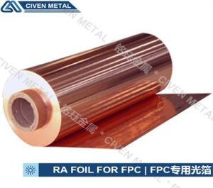 Ra Copper Foils for FPC