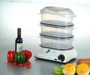 3 Tiers Food Steamer (KL-916)