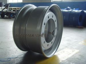 Steel Truck Rim for Truck Tire 385/65r22.5 pictures & photos