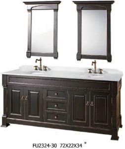 Double Sinks Bath Vanity (FU2324-30)