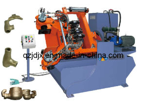 Water Meter and Taps Brass Copper Gravity Die Casting Machines in China (JD-AB500) pictures & photos