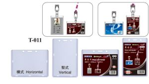 Softpvc Card, ID Card, Card Protetor, PVC Card, PVC Bag, Card Wallet, Plastic Bag