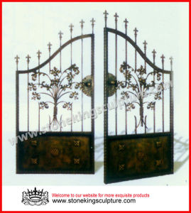 Forged Ironi Gate/ Entrance Gate (SK-5634) pictures & photos