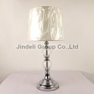 Home Decoration/Table Lamp With Shade Modern Lamp Lighting Fixture Iron With Glass Lamp Interior Lighting (JG024)