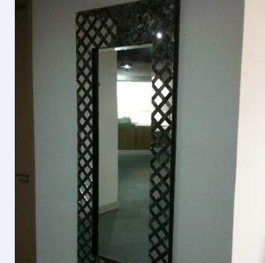 4mm Bathroom Aluminium Float Mirror pictures & photos