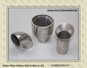 304 Stainless Steel Welded Flaring Pipe for Exhaust System pictures & photos