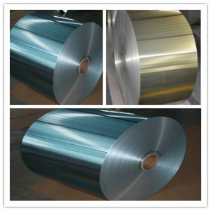 Hydrophobic Coating Aluminum Foil