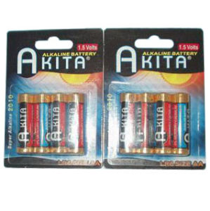 LR6 AA Battery ( Blister Card) pictures & photos