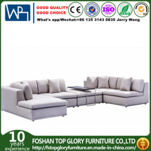 Large Size Corner Fabric Sofa (TG-9113) pictures & photos