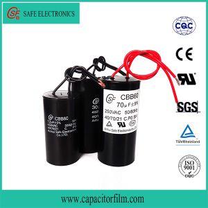 High Quality AC Motor Cbb60 Capacitor pictures & photos