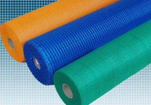 Blue Color PE 80g Fiberglass Mesh