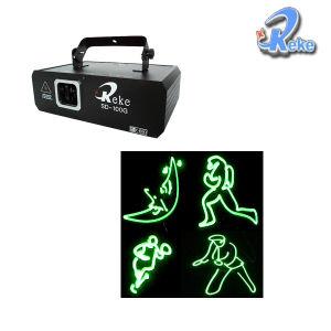 100mw Green SD Cartoon Stage Laser Lighting (SD-100G)