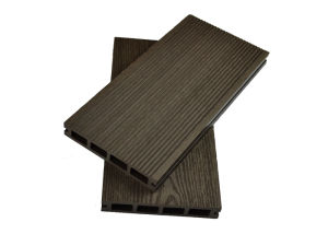 Environment-Protecting Cheap Wood Flooring / Composite Decking Boards pictures & photos