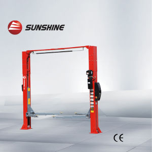 Hot Selling Advance 2 Post Hoist with Adjustable Width and Height (QJ-Y-2-45KC)