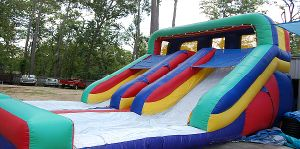 Inflatable Water Slide (FS-709)