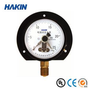 Electric Contact Pressure Gauge with Flange (YX-60ZT/100ZT/150ZT)