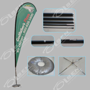Flying Banner with Base pictures & photos