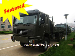 HOWO 6X6 All Wheel Drive Truck (ZZ2257M)