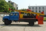 Truck Mounted Engineering Drilling Rig